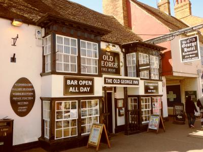 The Old George, Stony Stratford