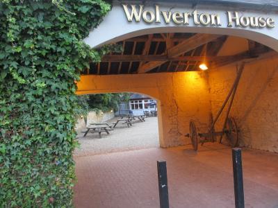 Wolverton House, Old Wolverton