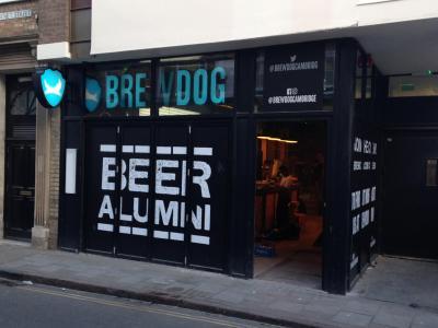BrewDog - Cambridge