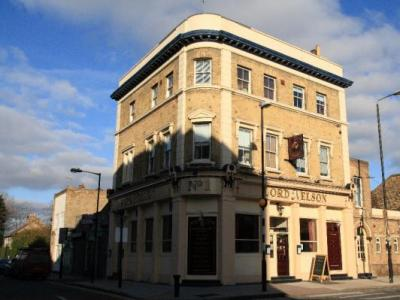 Lord Nelson London E14