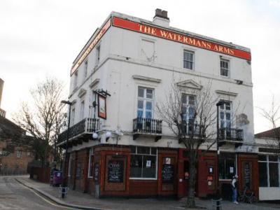 Watermans Arms London E14