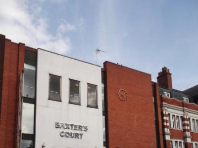Baxters Court London E8 taken May 2015