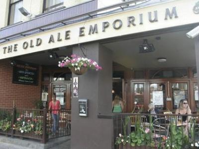 Old Ale Emporium - Finsbury Park