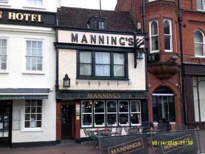 Ipswich, Manning's