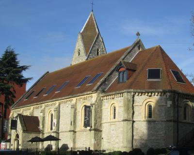 Vestry, Southampton