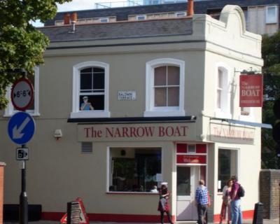 Narrowboat - London
