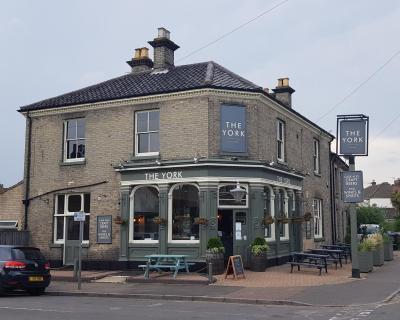 York Tavern, Norwich
