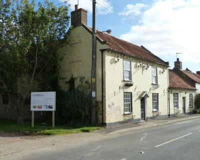 Plume of Feathers - South Creake