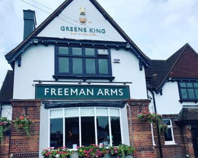 Freemans Arms - Ashford