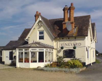 Abbots Salford - Vineyard