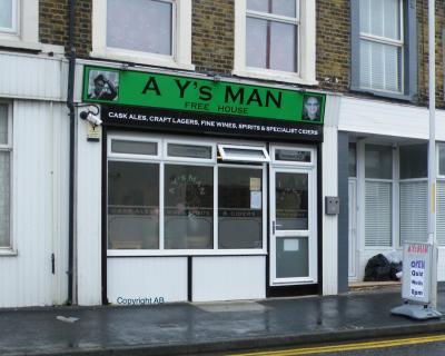A Y's Man - Sheerness